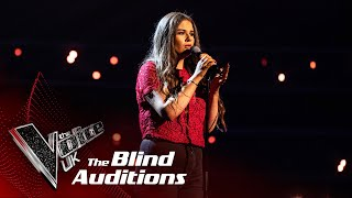 Holly Scally's 'Lay Me Down' | Blind Auditions | The Voice UK 2020