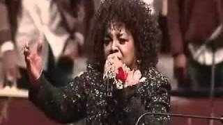 Albertina Walker Memorial Service - Shirley Caesar (Part 2)