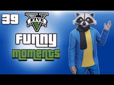 GTA 5 Online Funny Moments Ep. 39 (Hipster...