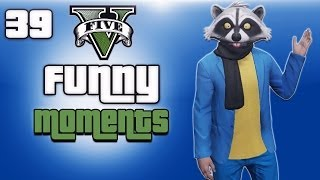 GTA 5 Online Funny Moments Ep. 39 (Hipster DLC)