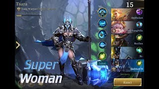 Arena Of Valor AOV - Taara Gameplay - Tank role Support
