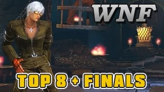 The King of Fighters XIV | WNF Offseason Tournament | TOP 8 + Finals (Luis Cha, XiaoHai, Reynald)