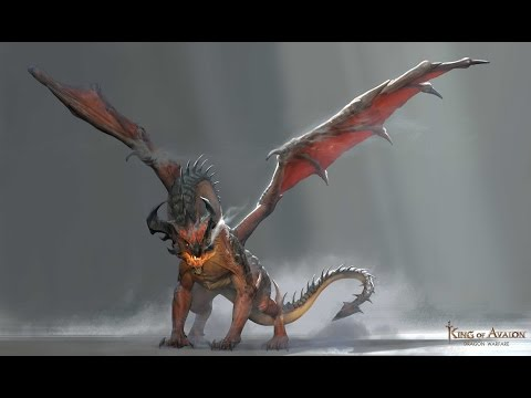 King of Avalon - 5 Dragon Facts