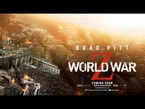 MOVIES ZOMBIE   WORLD WAR Z    FULL MOVIE