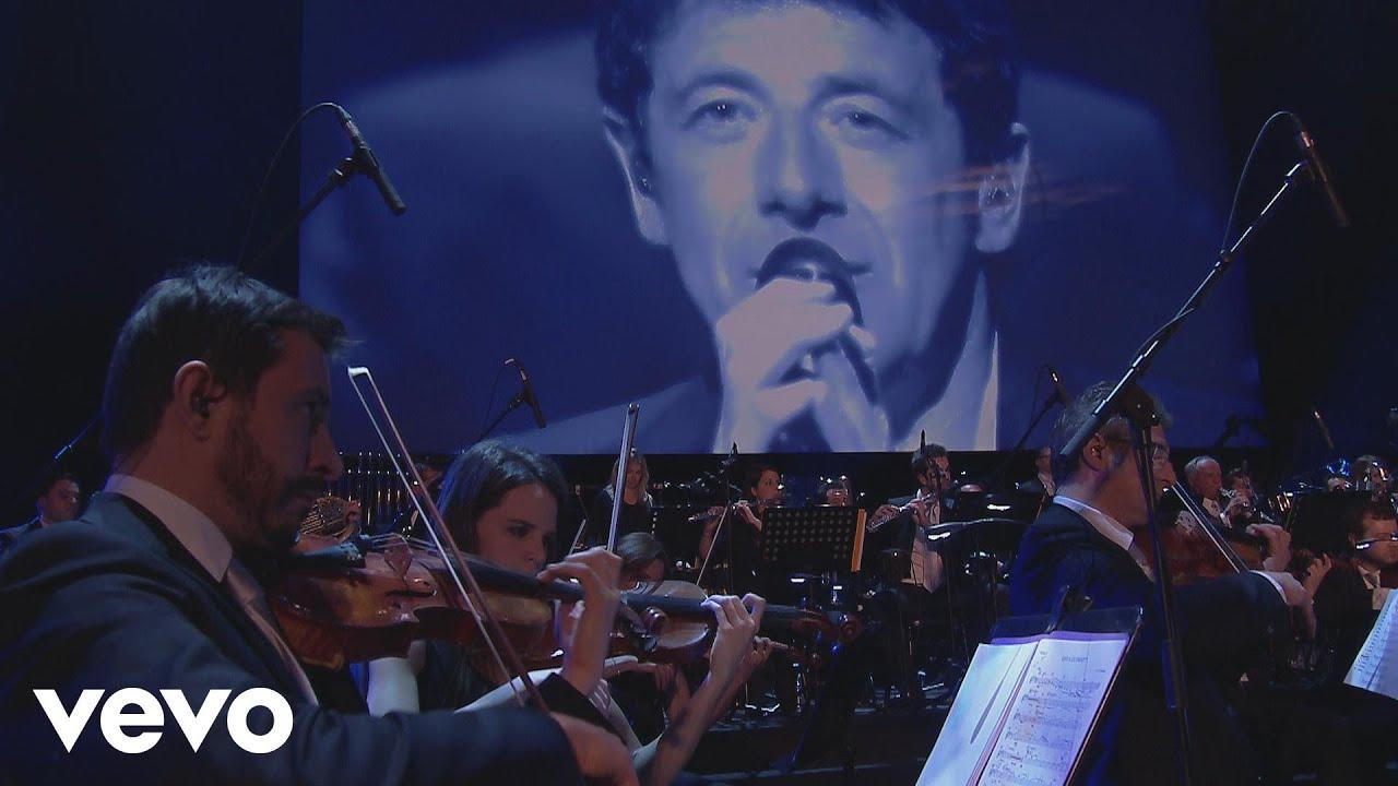Patrick Bruel : le concert symphonique au cinéma le 2 avril 2015