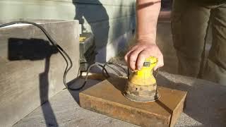 Bench block anvil