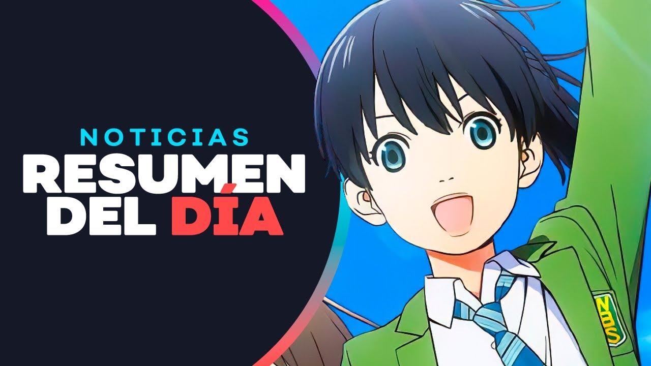 ¡El Manga Sayonara Watashi no Cramer tendrá Anime! (Creador de Shigatsu wa Kimi no Uso) - Noticias