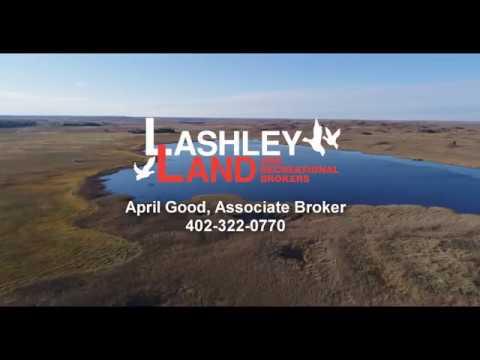 Nebraska Land for Sale | Peterson Lake | Bassett, NE