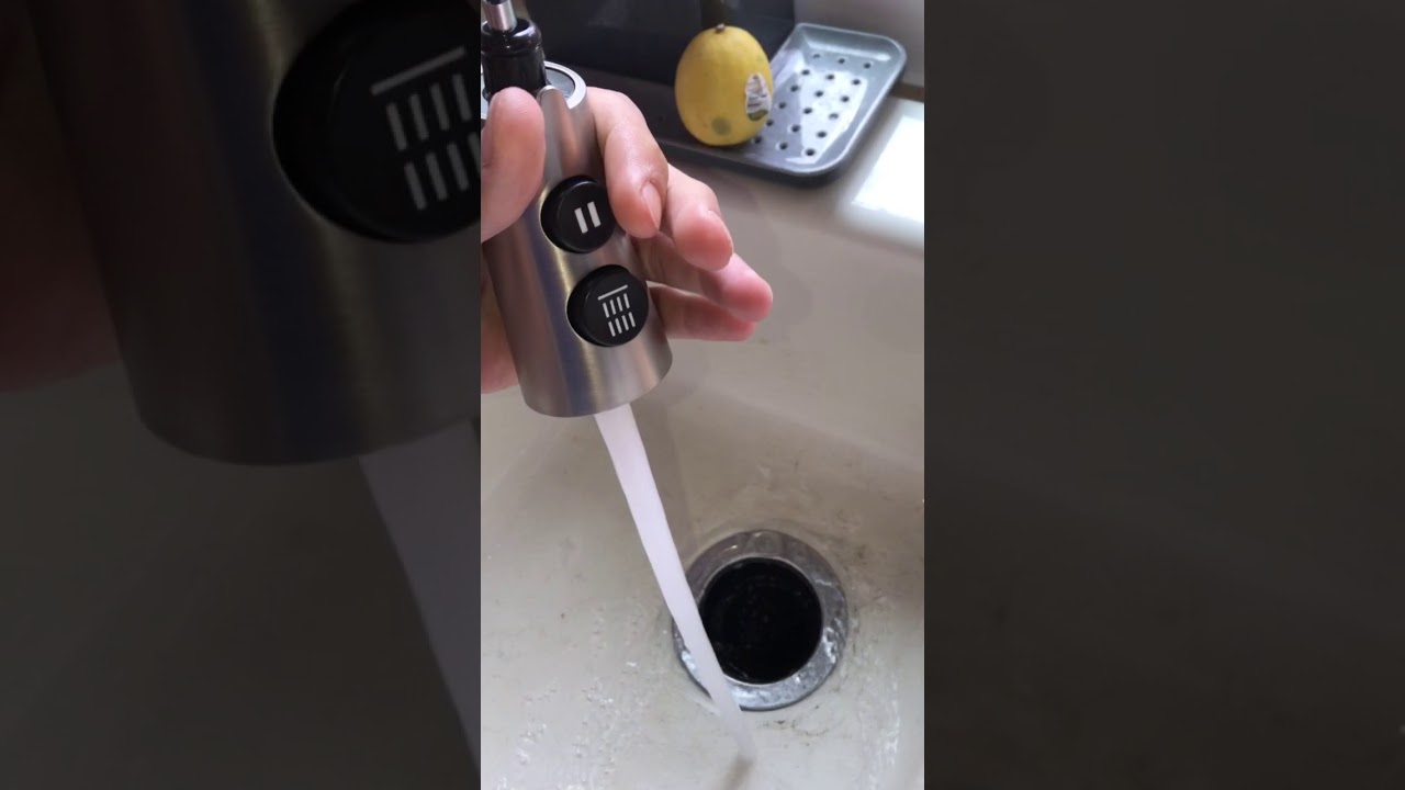 Pfister Raya Touch-free faucet - YouTube