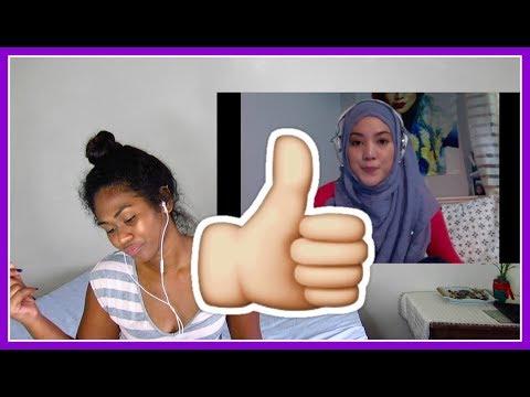 Shila amzah - Justin Bieber   love Yourself   (cover) | Reaction