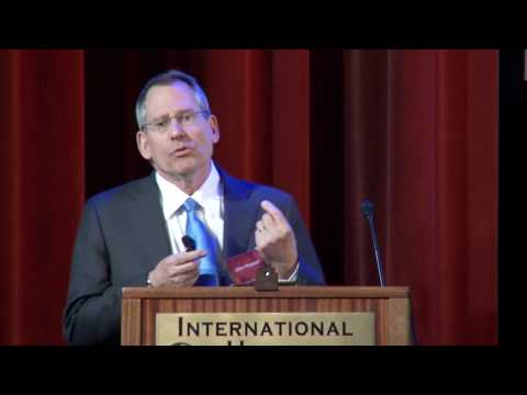 """Quantum Computing and the Entanglement Frontier"" John Preskill, CalTech"