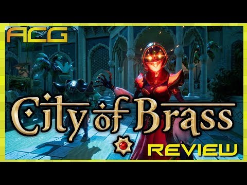 "City of Brass Review ""Buy, Wait for Sale, Rent, Never Touch?"""
