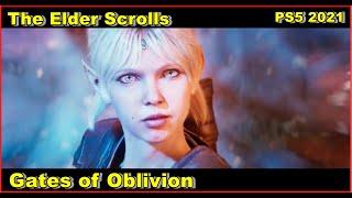 The Elder Scrolls Online The Game Awards 2020 Gates of Oblivion Teaser Trailer PS5 2021