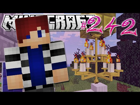 Minecraft | TOBY GETS RICH!! | Diamond Dimensions Modded Survival #242