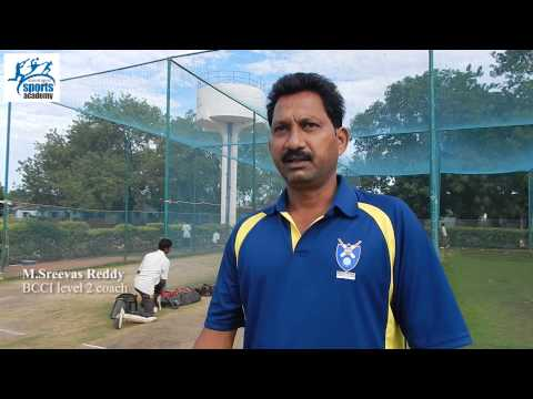 Introduction to Anantapur Sports Academy's Cricket Program