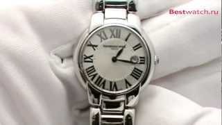 Обзор женских часов Raymond weil Jasmine 5229-ST-00659