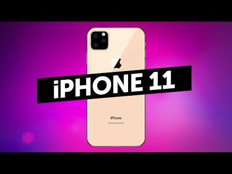 Это новый IPhone XI 2019!