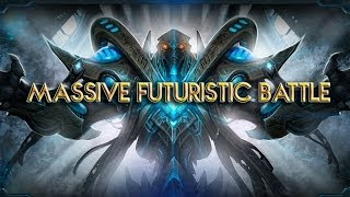 TMW 1-Hour Epic Mix - Massive Futuristic Battle