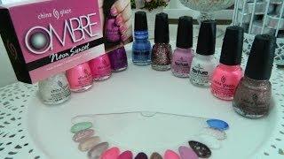 видео Коллекция лаков для ногтей от  американской компании Essie