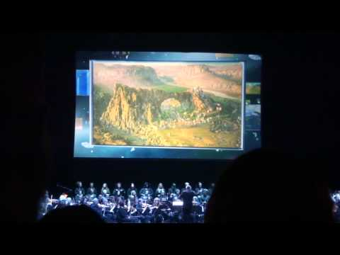 Distant Worlds Los Angeles 2015 - Battle Medley (Final Fantasy I - XIV)