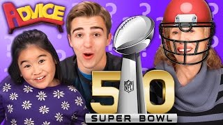 HOW TO GET TICKETS TO THE SUPER BOWL (REACT: Advice #79)
