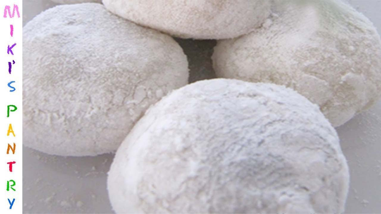 HOW TO MAKE MOCHI EASY TASTY MOCHI - YouTube