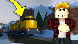 💎 A JAILBREAK TRAIN HEIST! AND ROBLOX #82 💎