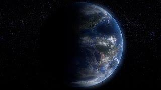 Planet Earth - Blender Speed Art