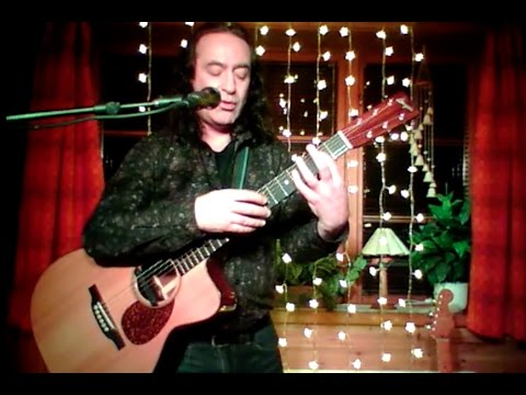 Message in a Bottle: guitar video lesson with John Mitchell