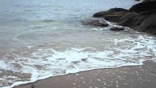 la plage de Port Manech