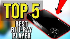 ✅ TOP 5: Best Blu Ray Player 2020