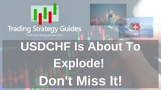 USDCHF Is About To Explode! Don't Miss It! + S&P 500, Apple, Cinemark, Walgreens, Crude & Palladium