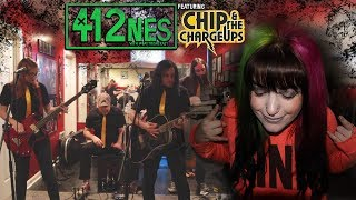 412nes: Chip and The Charge Ups