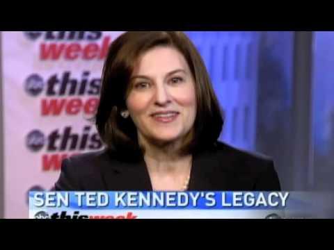 Vicki Kennedy spews talking points
