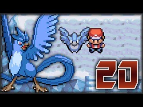 Guía Pokémon Rojo Fuego & Verde Hoja - Parte 20 | Islas Espuma & Canela / Fósiles & Central Energía