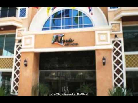 Naris Art Hotel ★ Pattaya, Thailand