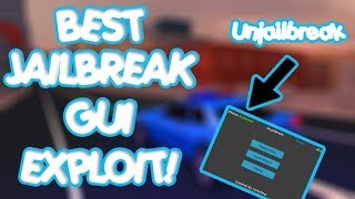 Roblox: Jailbreak OP Gui! (Keycard, Bank Vault, God Mode ect.)