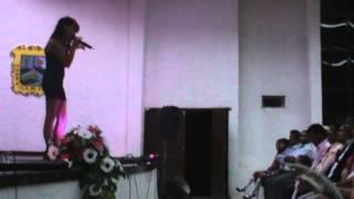 A chillar a otra parte Maricruz Cristan (auditorio de ocampo coahuila)