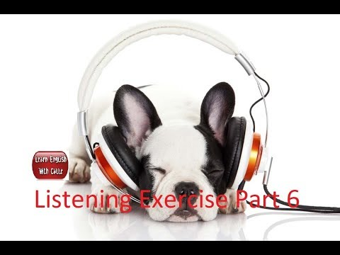 Download Listening to And Improve English While Sleeping - Listening Exercise Part 6