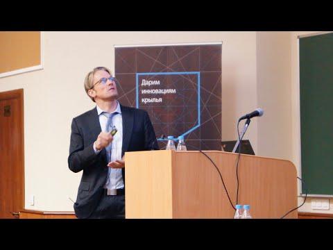 Tobias J. Kippenberg - The Physics of High Q optical micro resonators