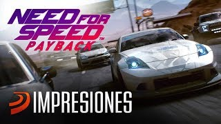 Need for Speed: Payback / Impresiones y gameplay