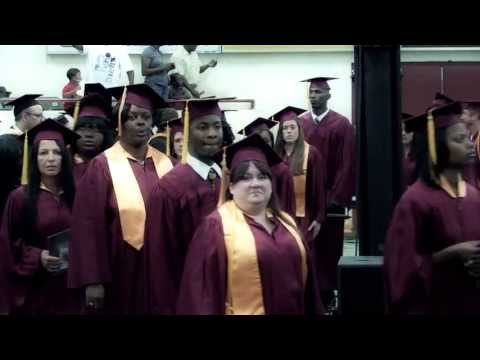 2013 Pearl River Community College Graduation Processional