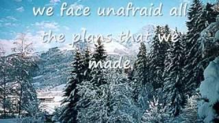 Winter wonderland - Jason Mraz (with lyrics) ♥