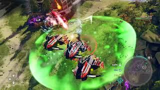 Halo Wars 2 mision 4-En legendario-Sin comentario
