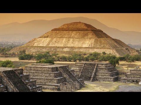 Загадка Мексиканских пирамид