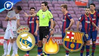 La presse barcelonaise accuse l'arbitre du Clasico d'avoir favorisé le Real Madrid | Revue de presse