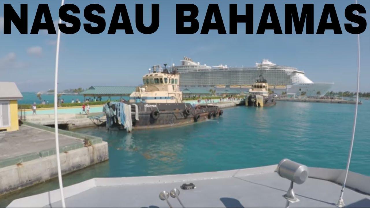 Oasis Of The Seas Royal Caribbean Blue Lagoon Island Taxi