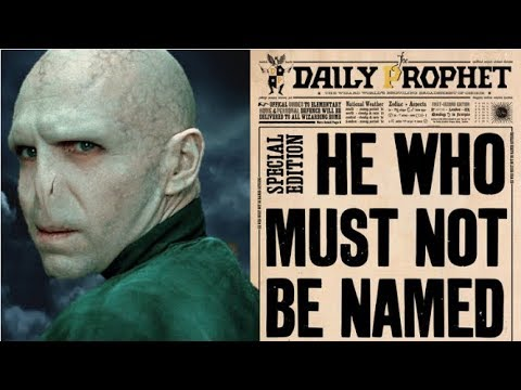 Image result for voldemort he who should not be named