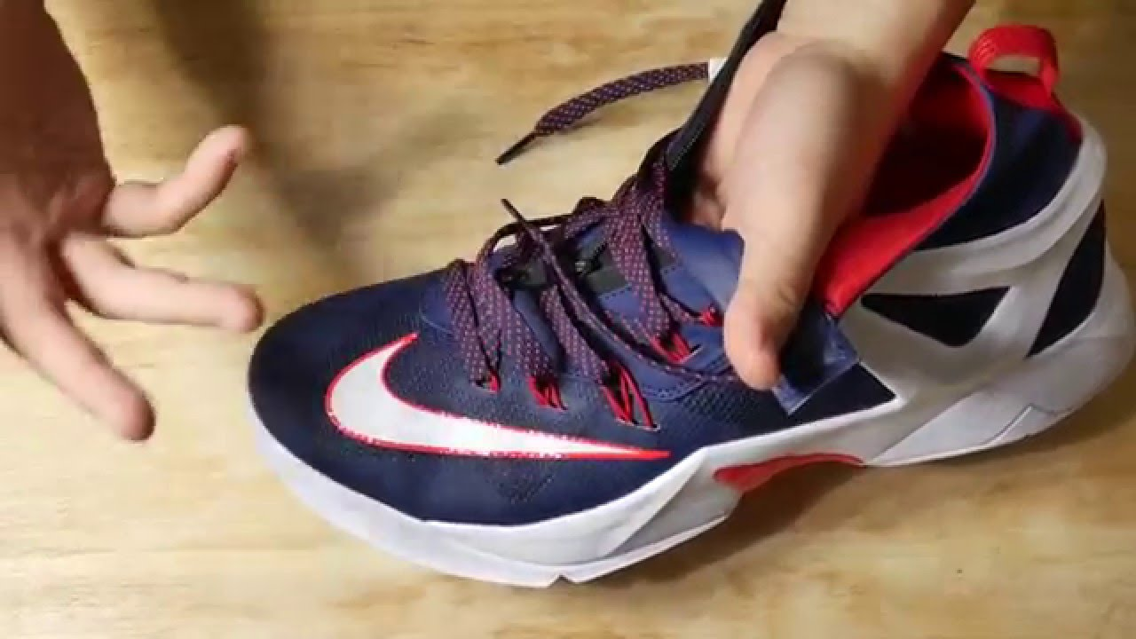 best loved 1a995 01f25 Nike Lebron Ambassador 8   Performance Review - YouTube
