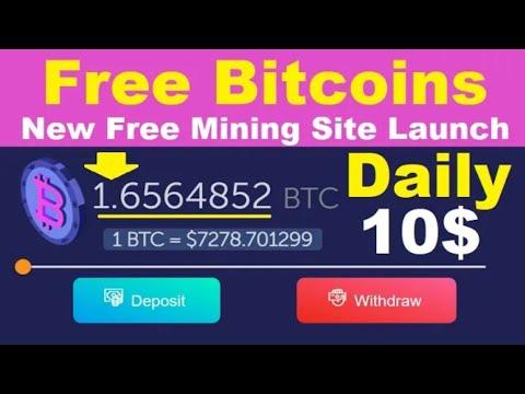 Free bitcoin no investment uk